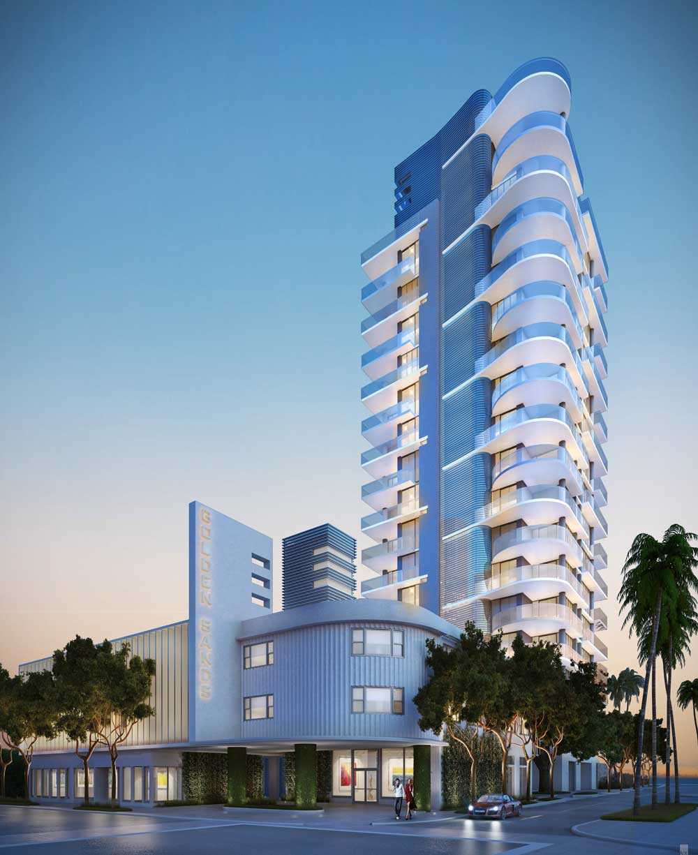 Houses For Sale Miami Beach: L'Atelier Condos For Sale